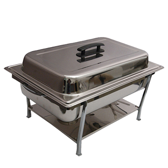 8 Quart Stainless Steel Chafing Dish Food Warmer And Keeper Rentals Dinnerware Phoenix AZ Arizona A To Z Party Event