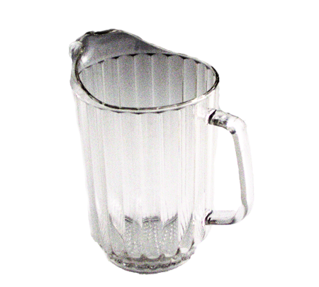 plastic water pitcher beverage dispensers and pitcher